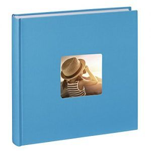 Álbum de Fotos Azules