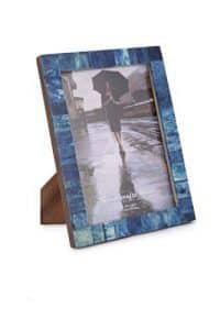 marcos para fotos de color azul