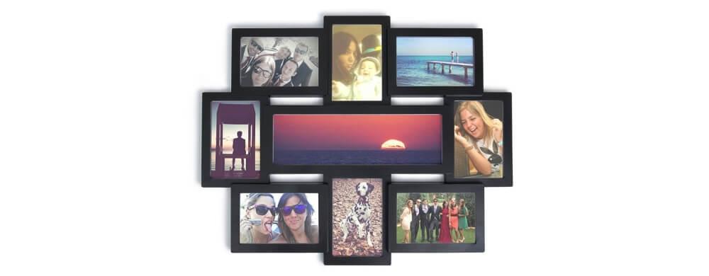 ▷ Tipos de Marcos Múltiples para Fotos ▷ Portafotos múltiples Collage