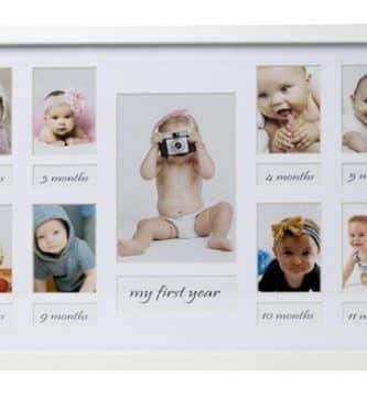 Marcos para fotos Mi Primer Año