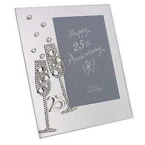 marco para fotos de bodas de plata
