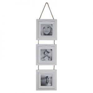marcos de fotos vintage gris