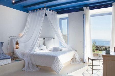 decoracion color azul marcos para fotos azules
