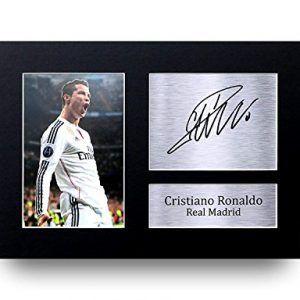 Marco de foto de Cristiano Ronaldo