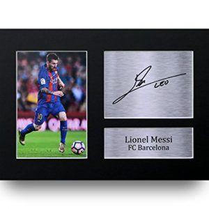 Marco de fotos de Leo Messi