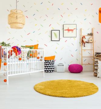 ideas decoracion dormitorio bebe