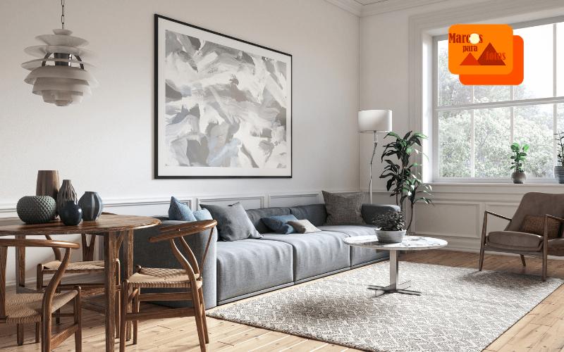 ideas decoracion salon moderno